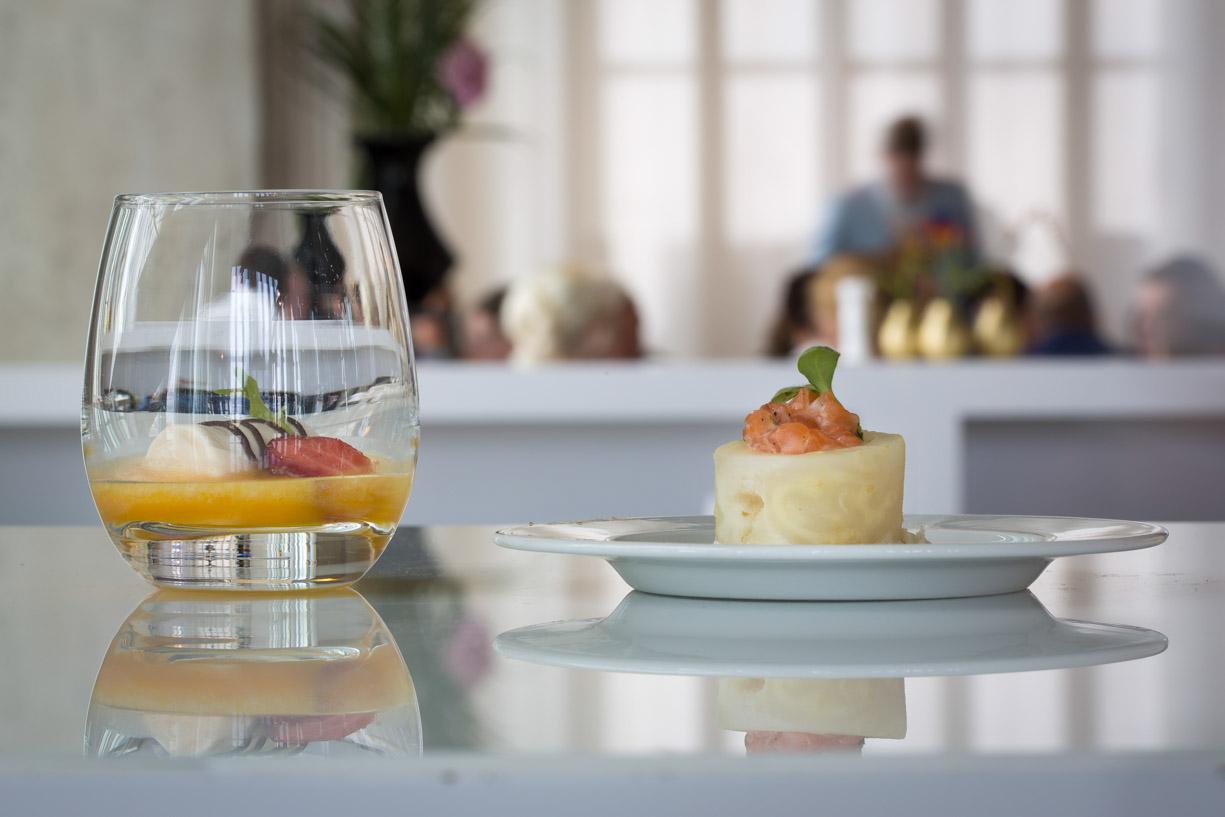 Culinaire fotoreportage bij restaurant bedoeld voor reclame en magazines.