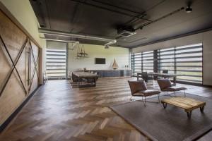 Interieur fotografie gemaakt voor bedrijven in opdracht van architecten bureaus.