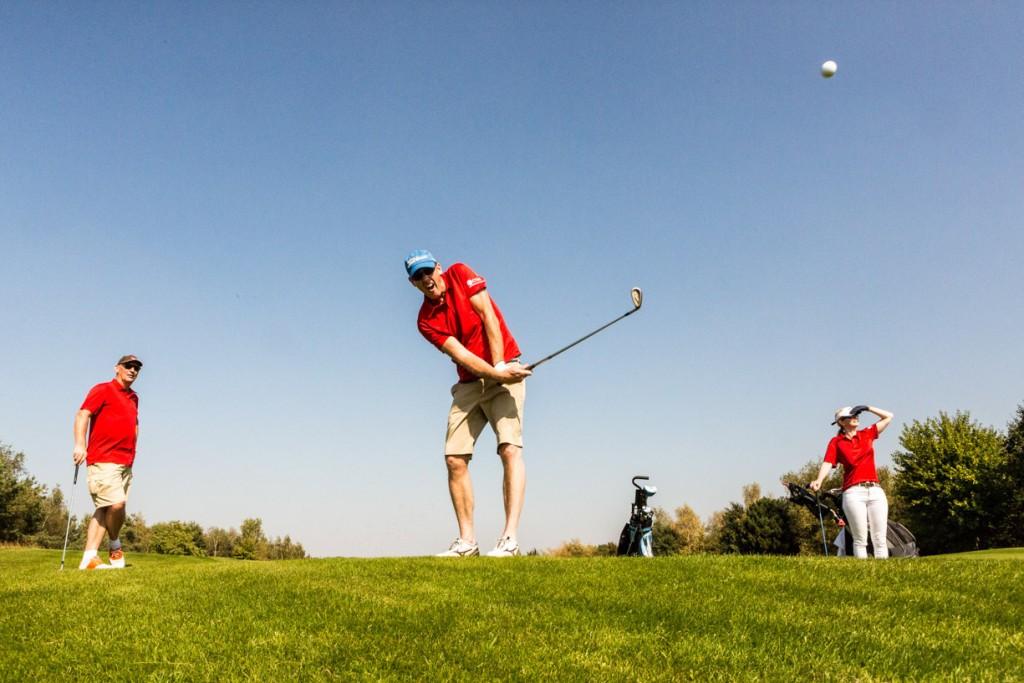 Golfdag voor bedrijven voor eeuwig vastgelegd door een professionele fotograaf regio Den Bosch, Eindhoven, Tilburg.