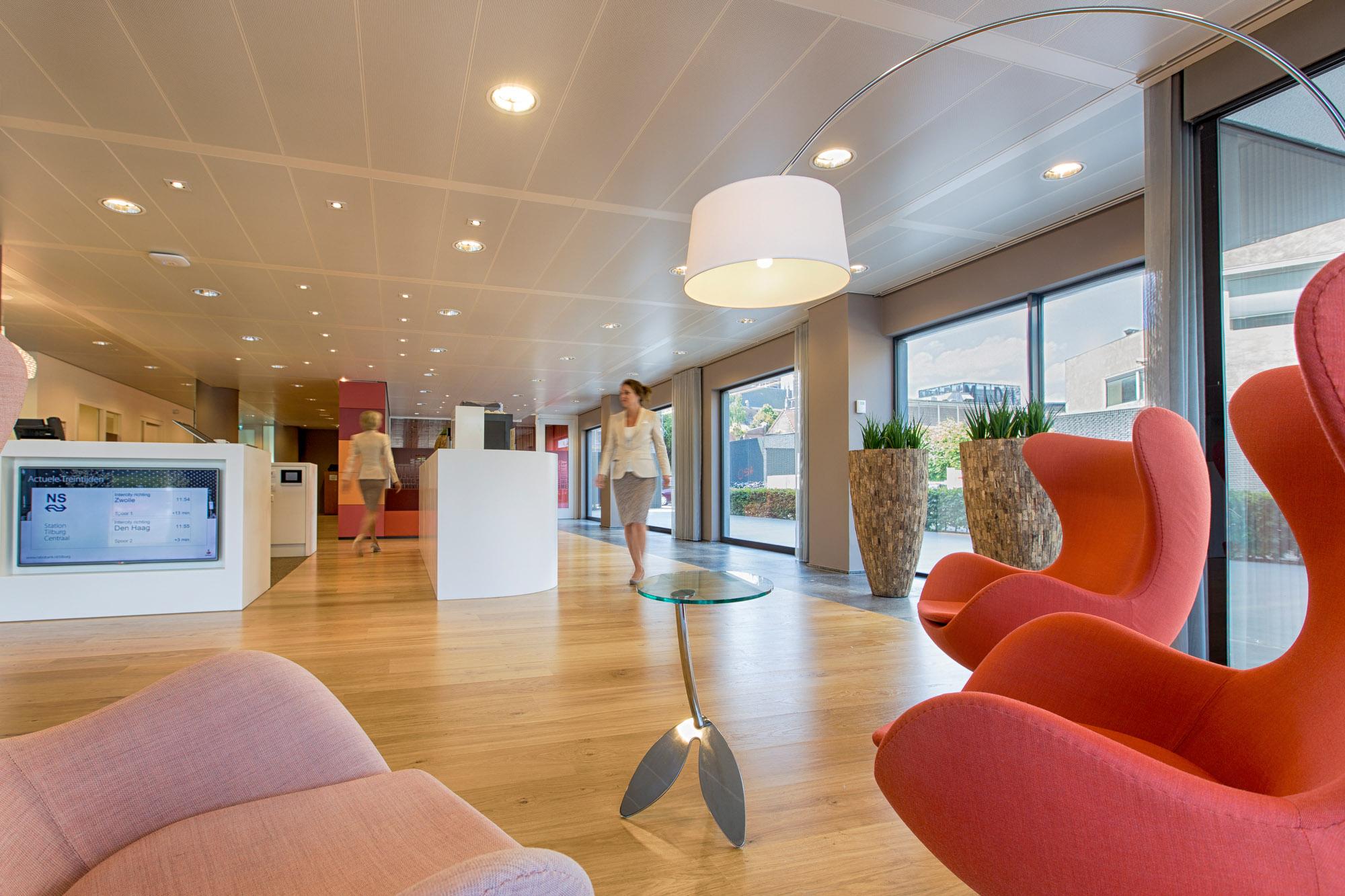 Architectonische foto gemaakt tijdens een bedrijfsreportages voor een architecten bureau Van Oers en Weijers.