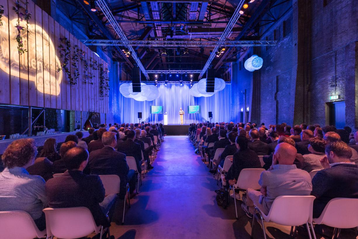 Congres in de Koekbouw CHV Noordkade in Veghel.