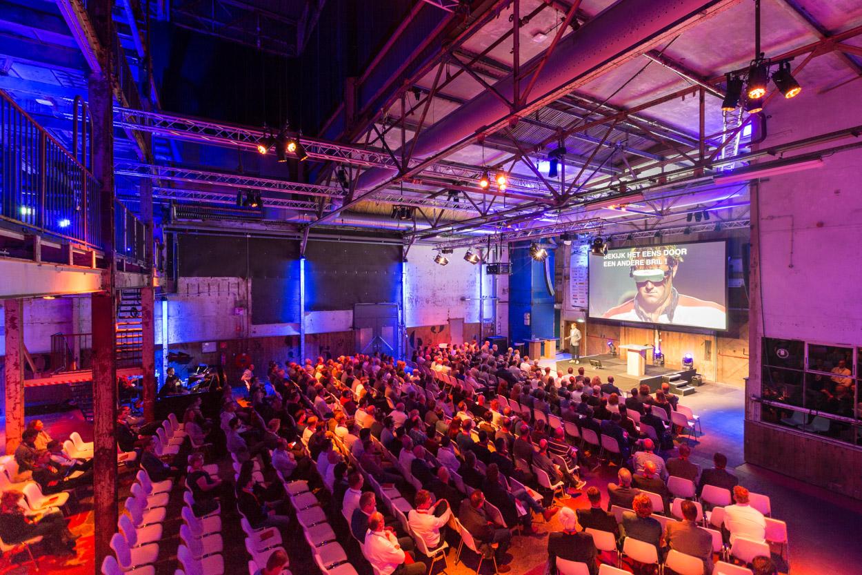 De Fabrique Utrecht evenementen locatie.