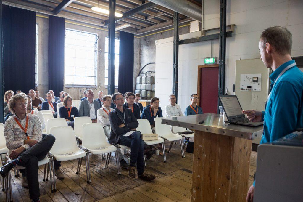 De Fabrique workshops tijdens event.