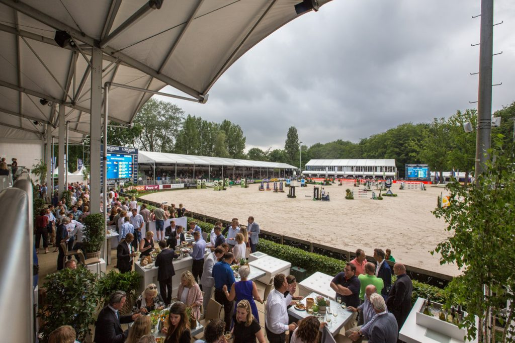 Internationaal evenement CHIO Rotterdam